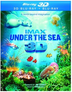 IMAX: Under the Sea 3D (2010) ($18.87) http://www.amazon.com/exec/obidos/ASIN/B00447G2O8/hpb2-20/ASIN/B00447G2O8 This 3d video was GREAT! - This is a really fun to watch movie in 3D. - The sea creatures really appear to be right there in my living room, er, I feel like I'm right there in the ocean.