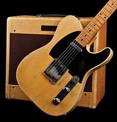 1953 Fender Telecaster and 1953 Fender Deluxe - Premier Guitar