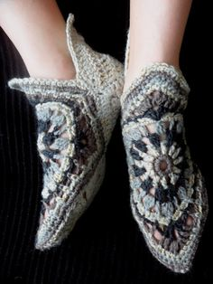 cool slippers!