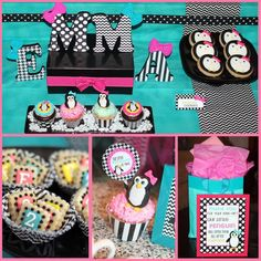 Penguins Birthday Party Ideas | Photo 1 of 62 | Catch My Party