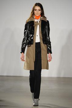 Awesome. #Altuzarra RTW Fall 2013 - New York Fashion Week 2013 | #Runway #Fashion Week | WWD.com | Photo by Giovanni Giannoni