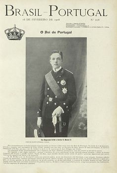 Visit the post for more. Portuguese Royal Family, Nike Wallpaper, Old Photos, Europe, Portraits, February 1, Portugal Flag, Water Filters, Printing Press