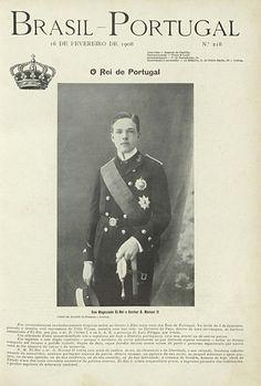 Brasil-Portugal 16 de Fevereiro de 1908