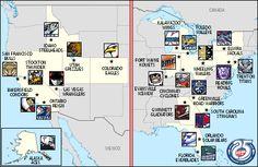 ECHL | Elite Prospects - ECHL Thunder, Ontario, Utah, Hockey, Awards, Facts, Sports, Hs Sports, Sport
