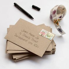 There's no better time to send out those thank-you cards than after the holidays, and no better excuse than to sit down whilst you do them Christmas Stationery, Christmas Party Invitations, Birthday Invitations, Christmas Place Cards, Christmas Gift Tags, Foil Stamped Wedding Invitations, Baby Shower Invitations, Thank You Card Design, Good Excuses