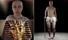 Tutanchamon nebyl žádný krasavec. Měl předkus, koňskou nohu a široké boky jak ženská
