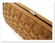 DIY Clutch : DIY Cork Clutch