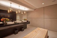 Image result for yoga studio bathrooms