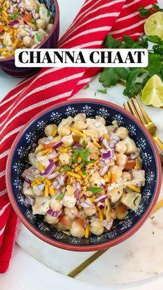 Veg Recipes, Indian Food Recipes, Vegetarian Recipes, Cooking Recipes, Healthy Recipes, Chickpea Salad Recipes, New Cooking, Chicken Wing Recipes, Kitchens