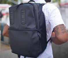 Shrine Sneaker Daypack - Triple Black 621ecf3d5caf7