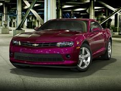 2015 Chevrolet Camaro exterior - car for mommy