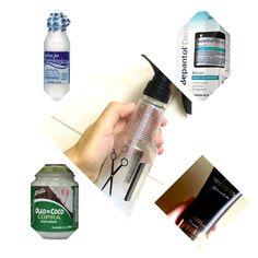 Feirinha Chic : Spray finalizador para o cabelo - Ideal para o day...
