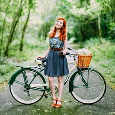 new #outfit post up cycling #bikepretty #ootd