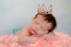 Newborn photography, baby girl, E4C Photography
