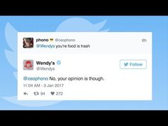 Business Insider: Wendy's roasts Twitter users