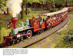 Train St. Louis Zoo '68
