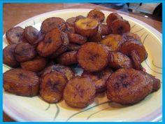 Congo Rdc food/ nourriture congolaise Bananes plantains