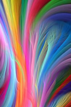 fairie the color of rainbows | Colors Rainbow Cool iPhone 5 Wallpaper
