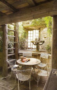 Xavier Nicod Antiquities Garden – South of France