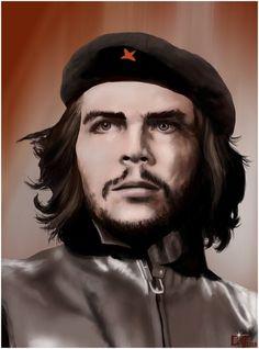 Che Guevara - l'inoubliable by on DeviantArt Che Guevara Photos, Tiers Monde, Full Hd Pictures, Ernesto Che, Estilo Rock, Star Images, Celebrity Caricatures, Chicano Art, Al Pacino