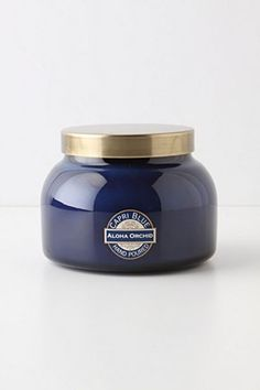 capri blue candle