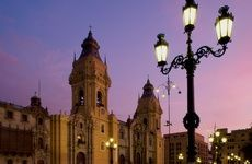 Cathedral Plaza de Armas (Lima)