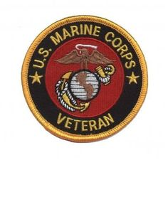 da33874cea7 Marine Corps Shoulder Patch  United States Marine Corps (NON ...