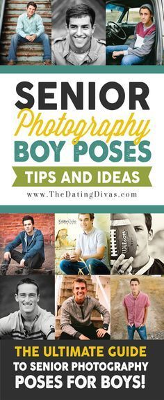 This is the ULTIMATE senior photography posing guide for guys! I
