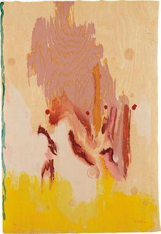 aubreylstallard:Helen Frankenthaler, 2003