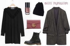 #Outfit #Inspiration // Zurück zu Dr. #Martens?