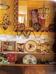 Gypsy Purple: Gypsy Find: Betsey Johnson`s old apartment