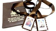 9 zázrakov Škapuliarskej Panny Márie – Modlitba.sk Lady Of Mount Carmel, Mario, Reusable Tote Bags, Pastor