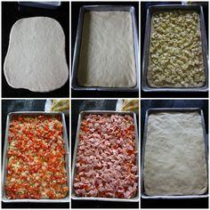 receita de misto quente de assadeira, receita de misto quente de forno, receita de misto quente com massa de pão, presunto, queijo, sanduiche misto quente, blog de receita, blog de culinária, receita com fotos