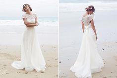 Vestido de noiva - praia