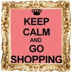 I lovvve shopping!!!