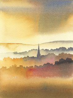 Ian Scott Massie: painter and printmaker - Ian Scott Massie Artist Masham Yorkshire home page
