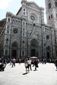 Florence, Italy. My destination for a semester abroad! :)