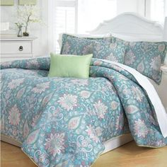 Next Creations Kylie 5-pc. Comforter Set. Awesome pattern.
