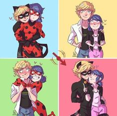 Anything with Chat in it I'm all for. Him holding ladybug is. Plus how Mari looks at Chat and the way he's holding her as well- damn it. (teens really) but- CANT I LIVE MY FANTASY. Miraculous Ladybug Kiss, Miraculous Ladybug Fanfiction, Miraculous Ladybug Wallpaper, Comics Ladybug, Meraculous Ladybug, Ladybug Cakes, Lady Bug, Ladybug Und Cat Noir, Comic Anime