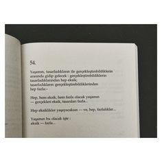 Oruç Aruoba - De ki işte #kitap #edebiyat