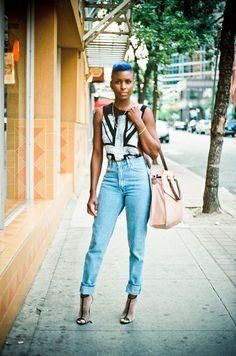 Toronto Street Fashion: Raquel