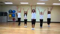 La Vida Es Un Carnaval - salsa routine, via YouTube.