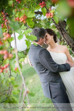 vineyard wedding Anne Wilmus Photography