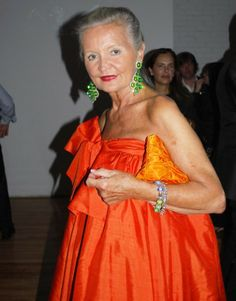 Fabulous at any age: Gloria Sharp (68).