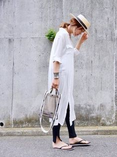 Here are some useful temperature styles! Spring Outfits Japan, Spring Outfits Women, Classy Outfits, Trendy Outfits, Cool Outfits, Fashion Images, Fashion Pictures, Style Personnel, Street Style Summer