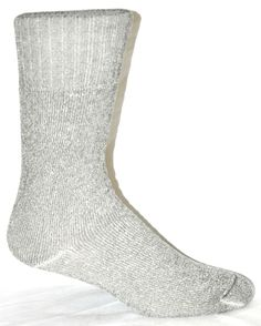 e5b505b0ad Dakota Outerwear Thermal Cushion Crew Socks 6 Pair Men's 10-13 Made In The  USA. Merino Wool ...