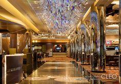 Get Inspired By Cleo-Design   Crown casino   Casino Interior Design Inspiration. Casino Interiors. Design. Find more: www.brabbu.com/... #casinointeriors #bestcasinos #casinodesign