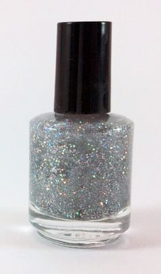 Bolide  Handmade Nail Polish  Glitter by Sparklysharpfabulous, $7.00