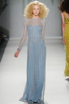 Jenny Packham | Spring 2014 Ready-to-Wear Collection | Style.com