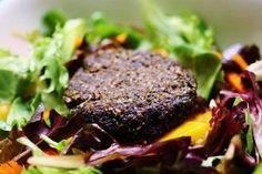 Ultimate Raw Vegan Mushroom Burgers [Choosing Raw]
